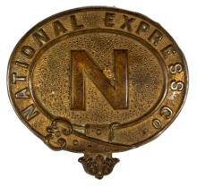 National Express Badge