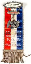 Fraternal Order of Eagles Membership Badge