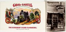 Coal Castle Cigar Makers Label