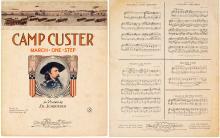 Camp Custer Sheet Music