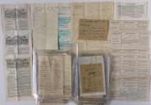 Charles D. Lane archive (Utica Mine)