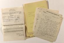Dolling Mining Company Correspondence