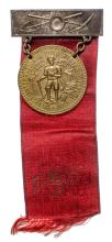 First International Gold Mining Convention Delegate Medal