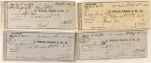 Wells Fargo Way Bills (4)
