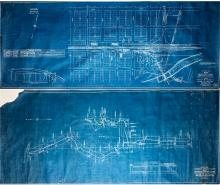 Index and Station Blueprint Maps
