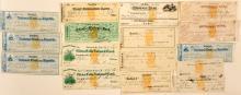 New York RN-B Checks w/ Varieties