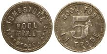Tombstone Pool Hall Token