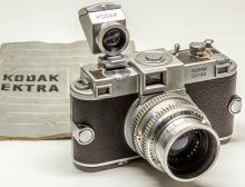 Kodak Ektra 35mm Camera & 50mm Ektar f1.9 Lens