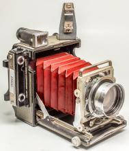 Graflex Century Graphic Camera