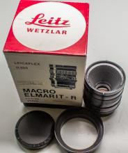 Leitz Wetzlar 60mm Macro-Elmarit-R f 2.8