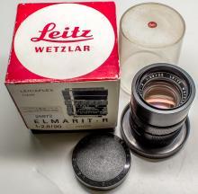 Leitz Wetzlar 90mm Elmarit-R f 2.8