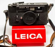 Leica M5 Camera Body (Black)