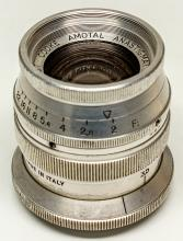 Taylor & Hobson 2in f2 Cooke Amotal Anastigmat Lens for Leica Screw Mount