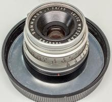 Leitz Wetzlar 35mm Summaron f 2.8