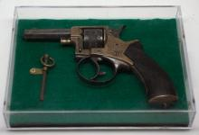 E.M. Reilly and Company Double-Action Revolver