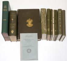 Bureau of Ethnology collection of 12 FABULOUS BOOKS
