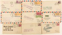 The Short Life of the USS Macon Through Postal History