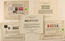 Graf Zeppelin Postal Stamps