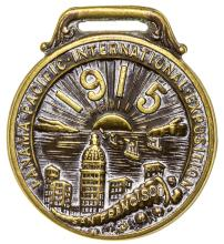 Pan-Pacific International Exposition Watch Fob