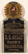 President Grant Memorial Ribbon