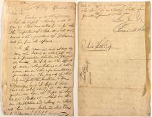 Anti-Andrew Jackson Letter