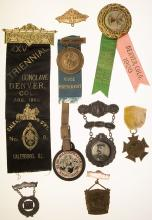 Denver Badge Collection