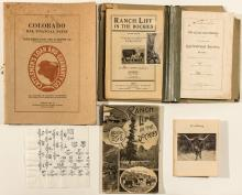 Colorado Ranching Booklets