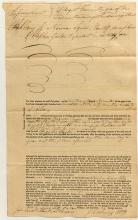 Very Early New York Supreme Court Document