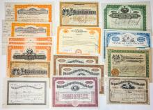 Eastern Bank & Trust Co. Stock Certificate Group (16)