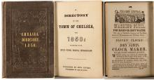 Directory of the Town of Chelsea (fourth edition)