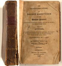 The Traveler?s Guide of Pocket Gazetteer of the United States
