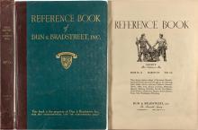1947 Dun & Bradstreet Business Reference Book