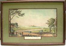 Painting: View of Castle William