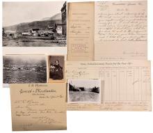 Hamilton Ephemera (Photographs & Documents)