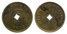 Royal Saloon token