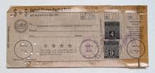 United States Postal Note