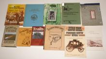 Lot of 10 Nevada history publications
