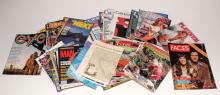 Lot of 62 Premier / First Edition Magazines