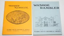 Washoe County Historical Society periodicals