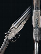 STEPHEN GRANT & SONS A 12-BORE 'TWELVE-TWENTY' W. BAKER 1913 PATENT ASSISTED-OPENING SIDELOCK EJECTOR, serial no. 17376,