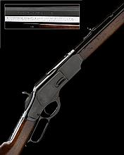 WINCHESTER REPEATING ARMS, USA A .32-20 (WIN) LEVER-ACTION REPEATING SPORTING RIFLE MODEL '1873 'THE DAISY RIFLE'', se...