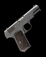 ** COLT, USA A .32 (ACP) SEMI-AUTOMATIC POCKET-PISTOL, MODEL '1903 POCKET HAMMERLESS', serial no. 176253,