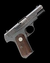 ** COLT, USA A .380 (ACP) SEMI-AUTOMATIC POCKET-PISTOL, MODEL '1908 POCKET HAMMERLESS', serial no. 137359,