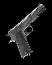 ** COLT, USA A .455 (AUTO) SEMI-AUTOMATIC SERVICE-PISTOL, MODEL '1911 BRITISH CONTRACT', serial no. W96435,