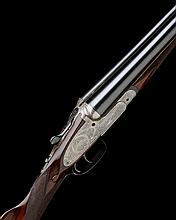 THOMAS HORSLEY & SONS LTD. A 12-BORE SIDELOCK EJECTOR, serial no. 3898,