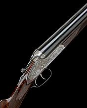 GEBR. MERKEL A WEISS-ENGRAVED 12-BORE SIDELOCK EJECTOR, serial no. 480179,