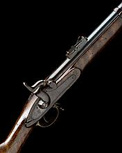TOWER ARMOURY A .577 PERCUSSION SINGLE-SHOT SERVICE RIFLE, MODEL 'PATTERN 1853 THREE-BAND', no visible serial number,