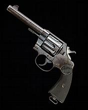 ** COLT, USA A .455 SIX-SHOT DOUBLE-ACTION SERVICE REVOLVER, MODEL 'NEW SERVICE', serial no. 83621,