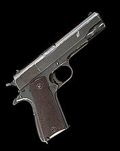 ** COLT, USA A .45 (ACP) SEMI-AUTOMATIC SERVICE-PISTOL, MODEL '1911A1', serial no. 1204910,