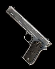* COLT, USA A .38 (RIMLESS) SEMI-AUTOMATIC PISTOL, MODEL '1902 SPORTING', serial no. 8764,